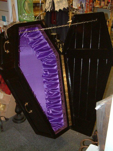 Exclusive Coffins
